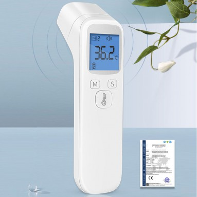 Non-contact Infrared Thermometer Digital Clinical Thermometer Baby Forehead Thermometer with